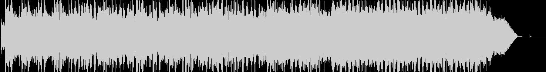 ポールモーリア風オリジナルボサノバ曲の未再生の波形