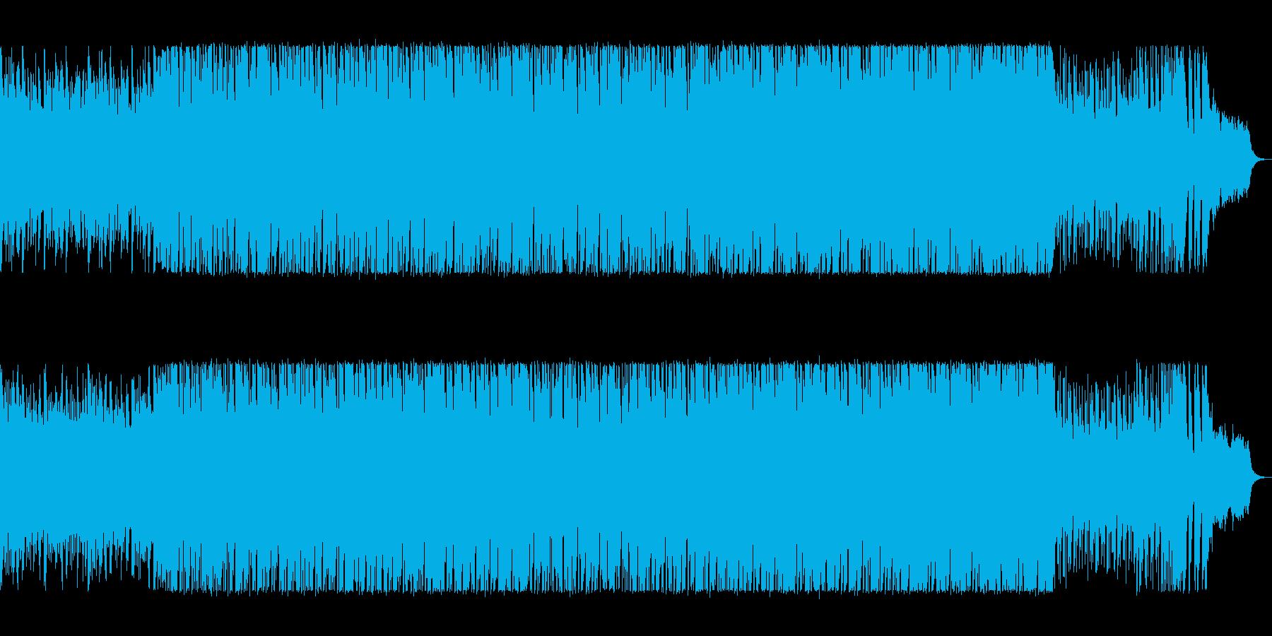 イケイケ!90sダンスポップスの再生済みの波形
