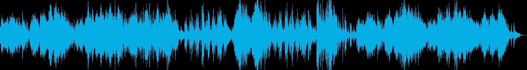 【ピアノソロ演奏】アラベスク第1番の再生済みの波形