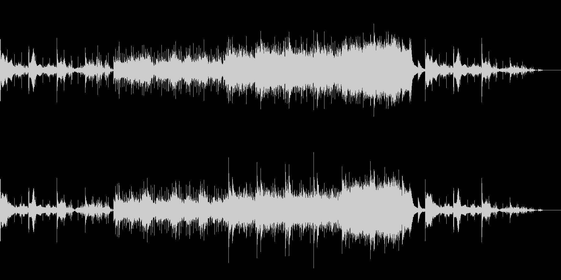 ミステリー:汎用BGM3の未再生の波形