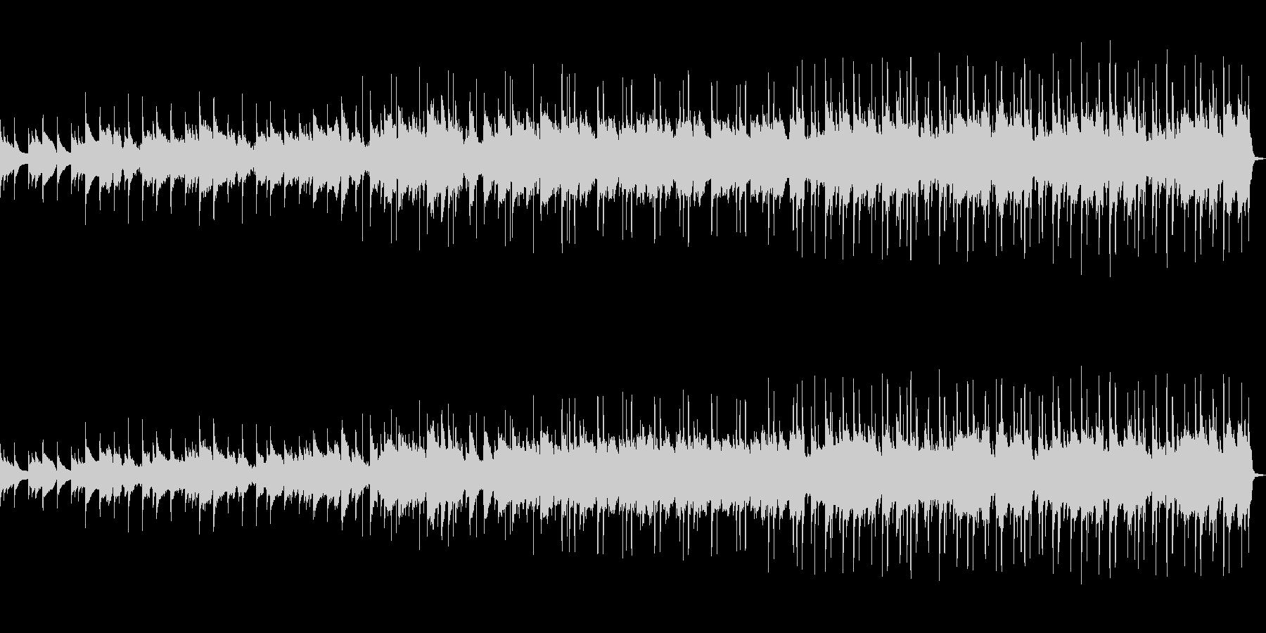 エレピメインの切ない曲の未再生の波形