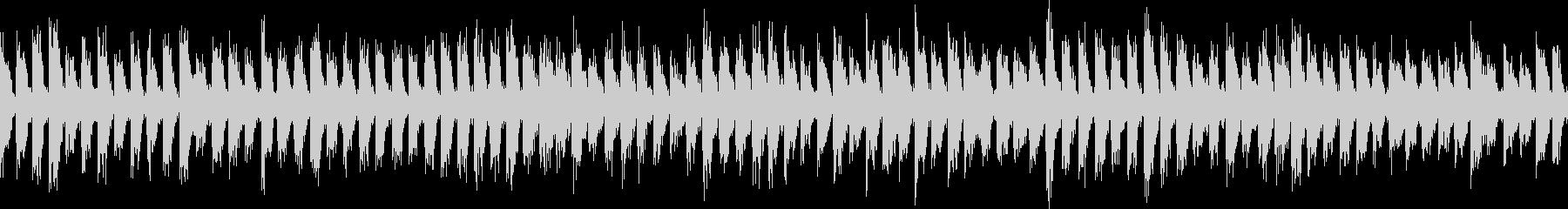 コズミックブギー (ループ仕様)の未再生の波形
