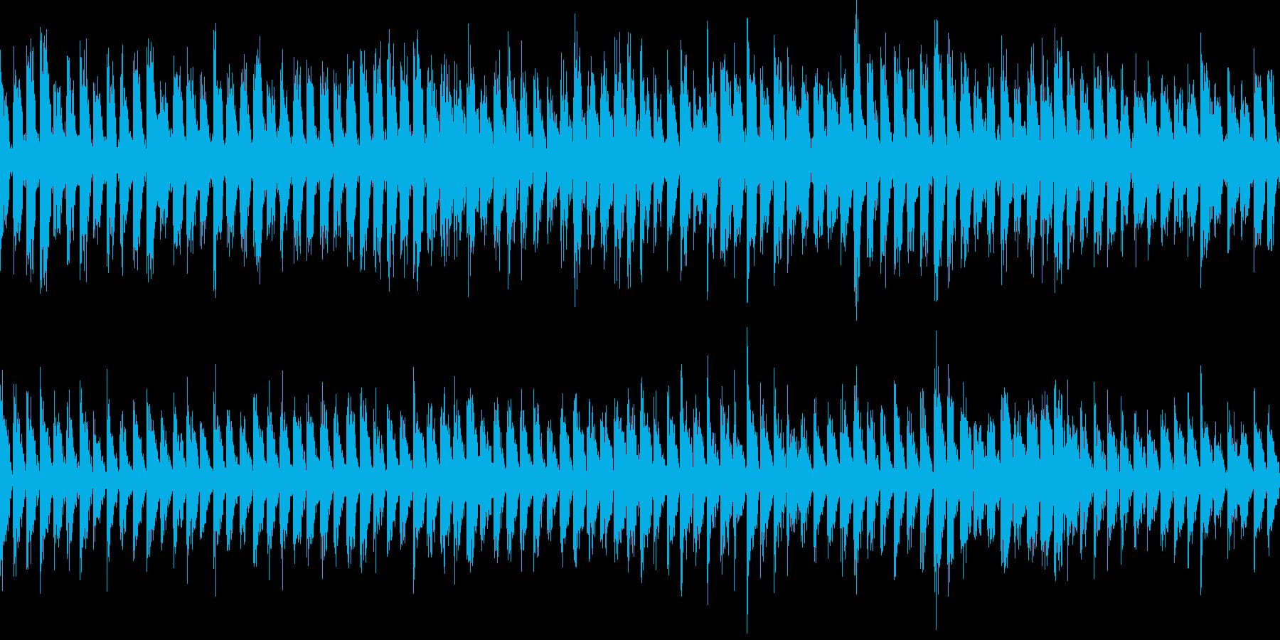 コズミックブギー (ループ仕様)の再生済みの波形