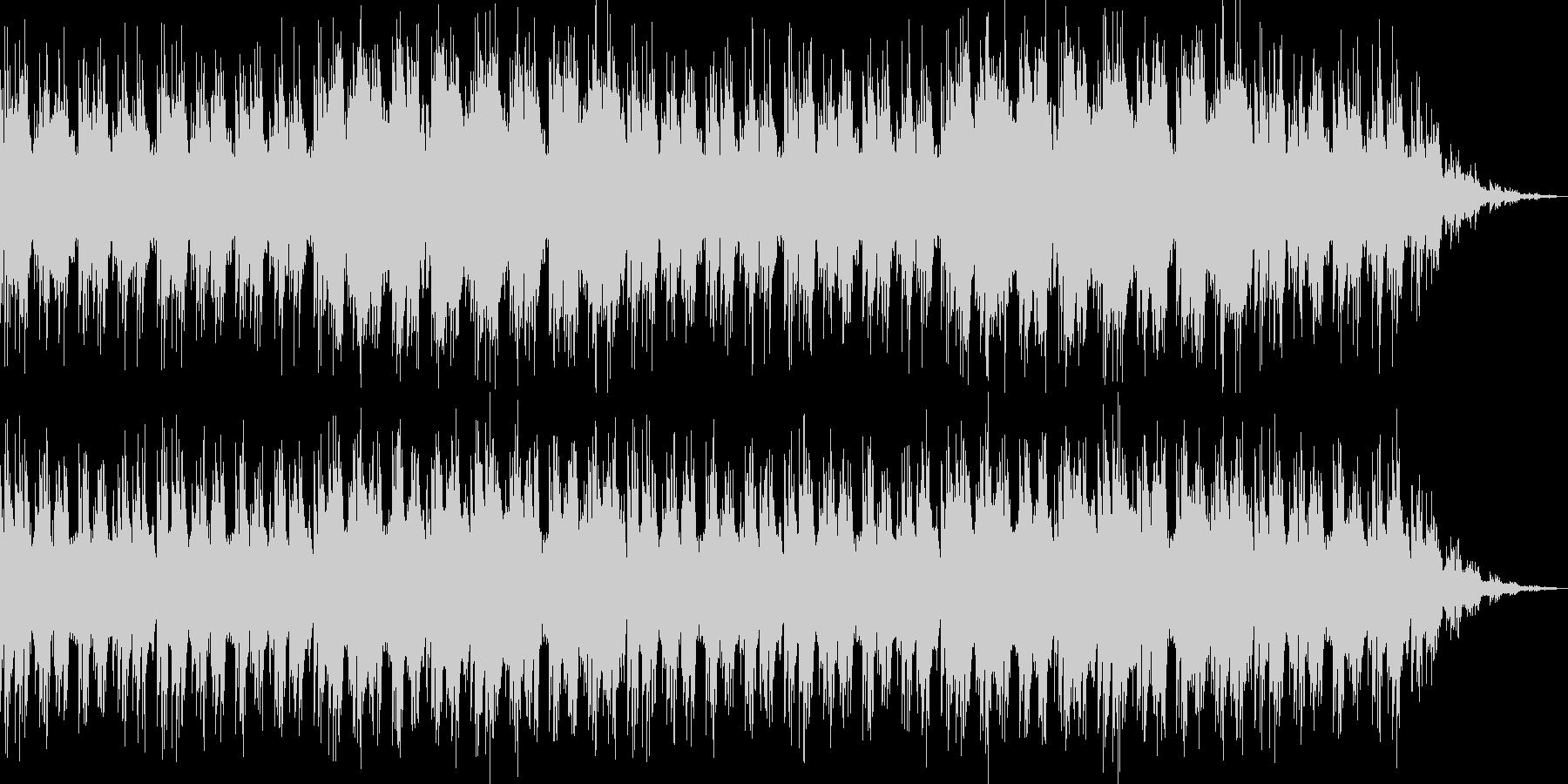 RPGワールドマップ画面風の曲の未再生の波形