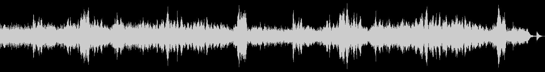 トスティのセレナータ 軽快なクラシック の未再生の波形
