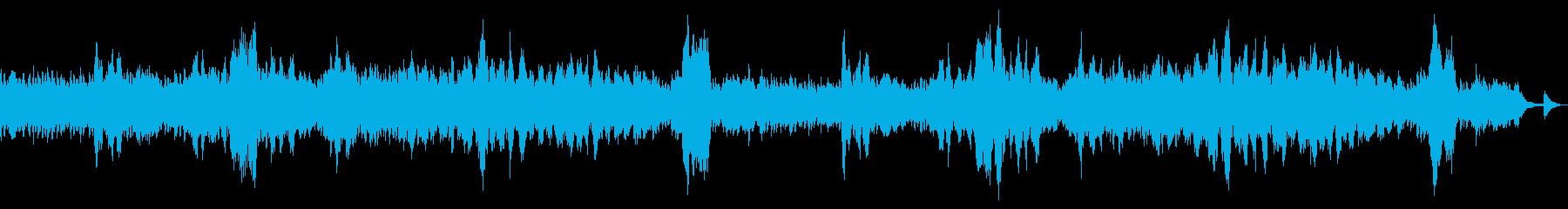 トスティのセレナータ 軽快なクラシック の再生済みの波形