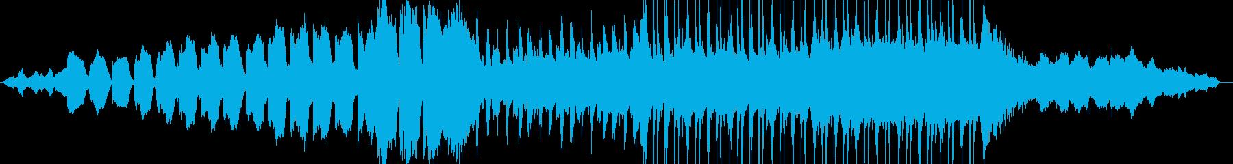 オーケストラによる壮大なプレリュードの再生済みの波形