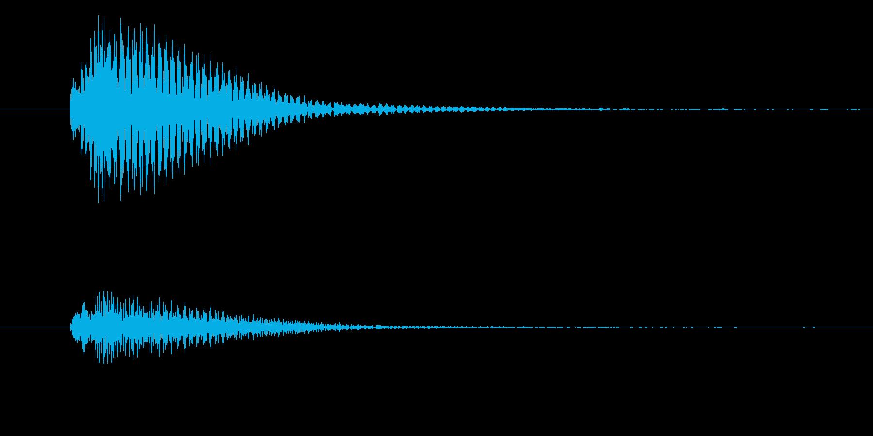 ソラシド!の再生済みの波形