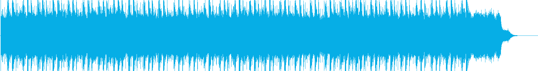 映像・ゲーム・舞台などで使用できるの再生済みの波形