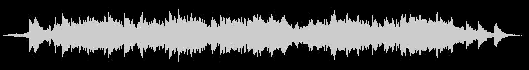 戦場イメージの効果音(タイプD)の未再生の波形