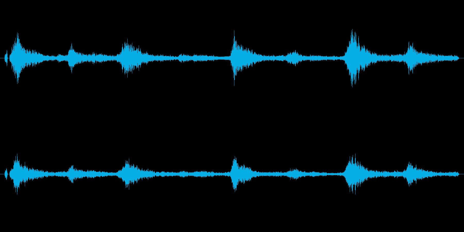クリスマスのベル、鈴に!ループ可能03の再生済みの波形