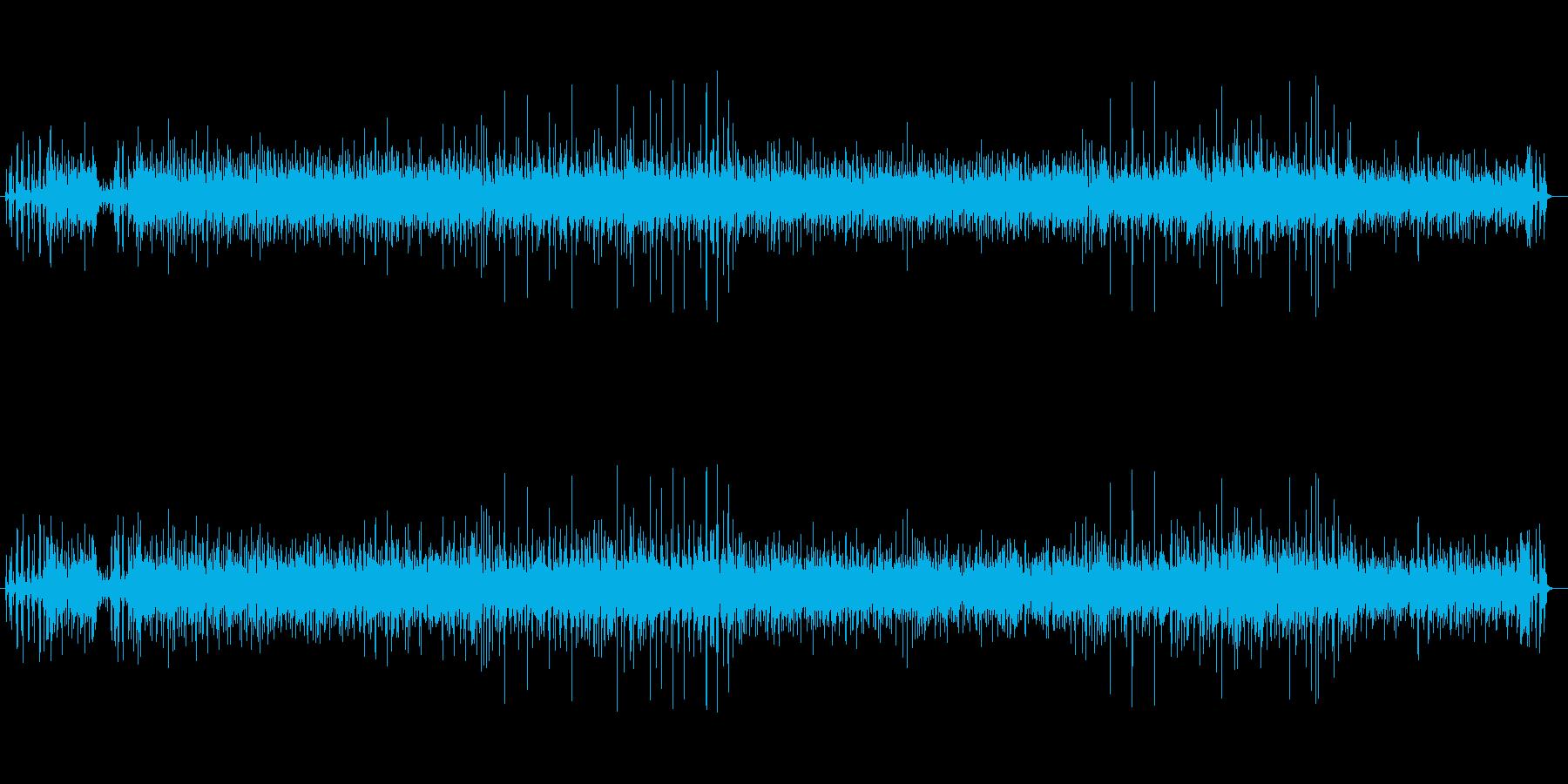 ボサノバ・フュージョン(午後のひととき)の再生済みの波形