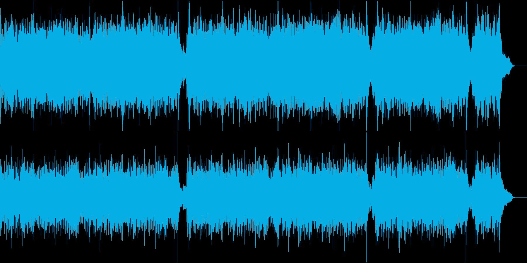 前向きで優しい感動ピアノ3弦とTimp抜の再生済みの波形