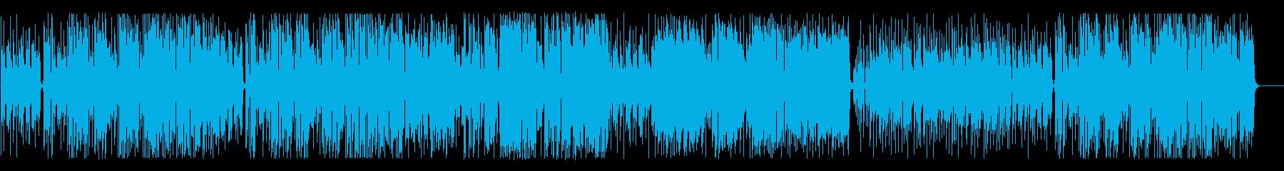 トランペットが渋い!ジャズファンクの再生済みの波形