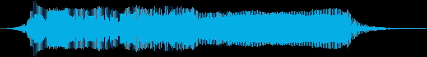 こぶし04(F)の再生済みの波形