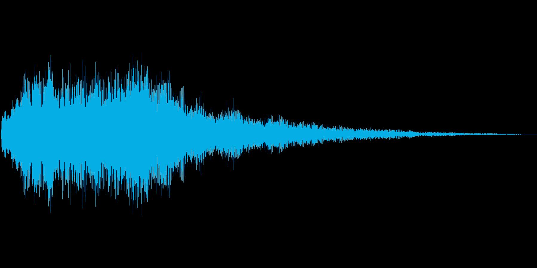 キラーーーン #55の再生済みの波形