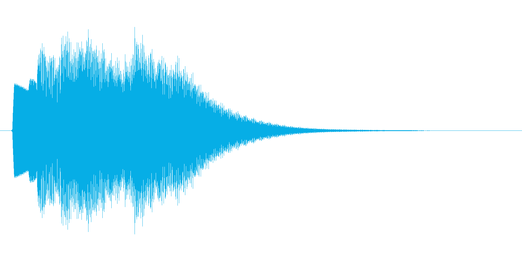 【効果音】クイズ系_正解02の再生済みの波形