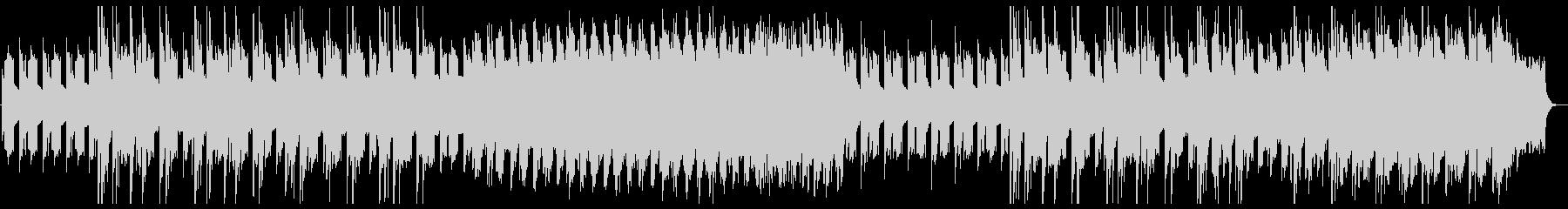 サスペンス,ホラー,ピアノやオルゴールの未再生の波形
