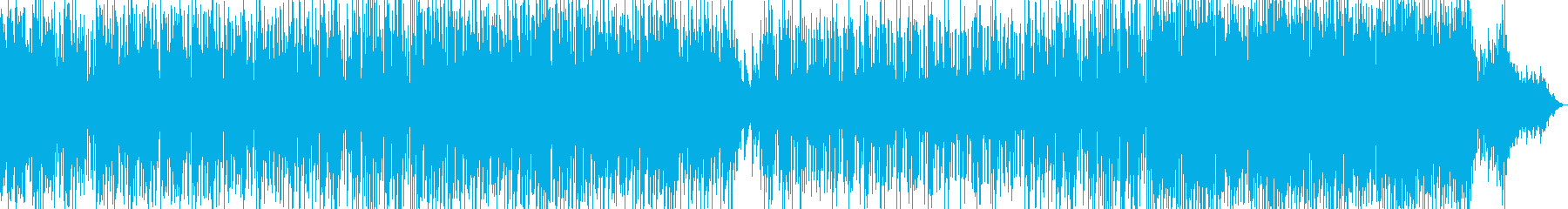 高音質♪和風アジア風琴と笛の曲の再生済みの波形