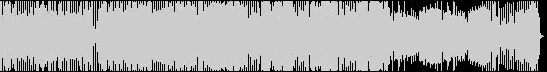 3xoscによるシンプルなテクノ の未再生の波形