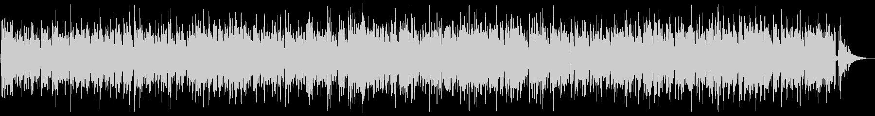 「タイス」の瞑想曲 ボサノバアレンジの未再生の波形