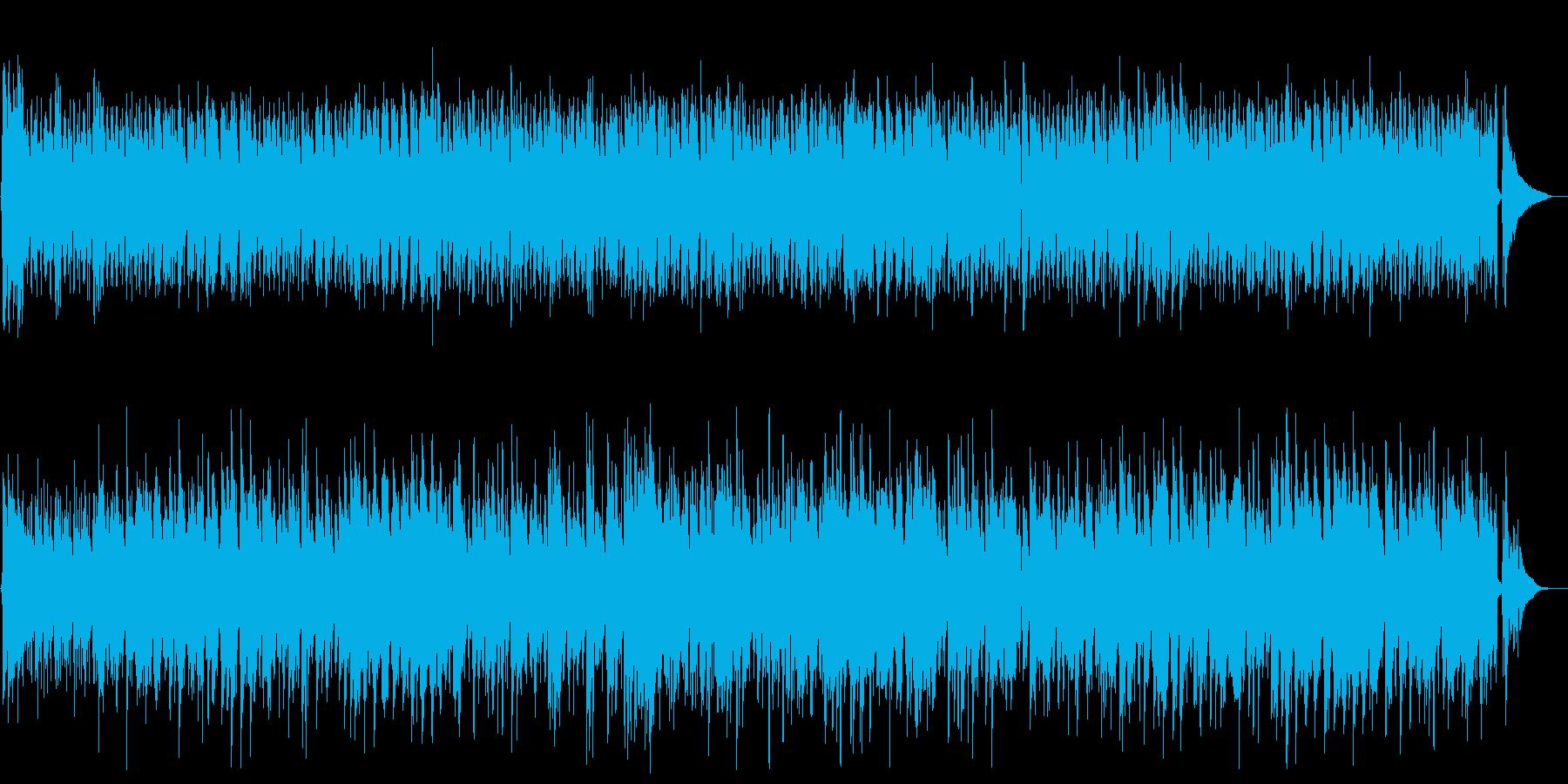 「タイス」の瞑想曲 ボサノバアレンジの再生済みの波形