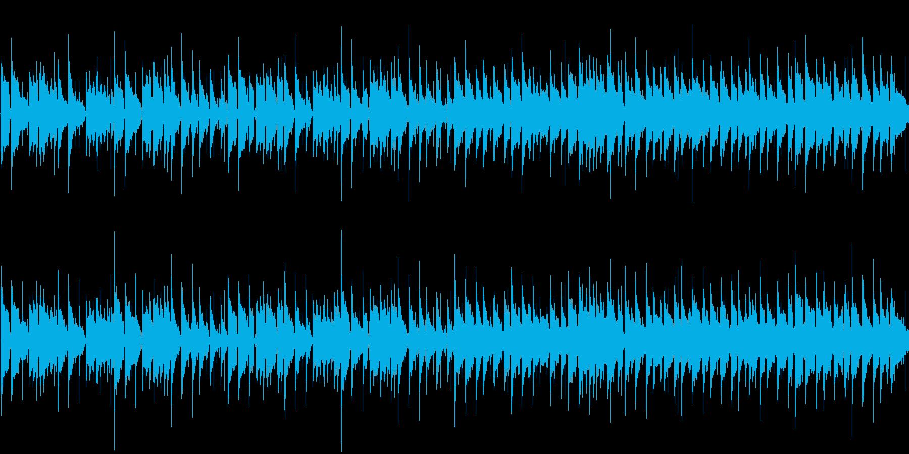 夏に合うさわやかボサノバ風 【ループ】の再生済みの波形