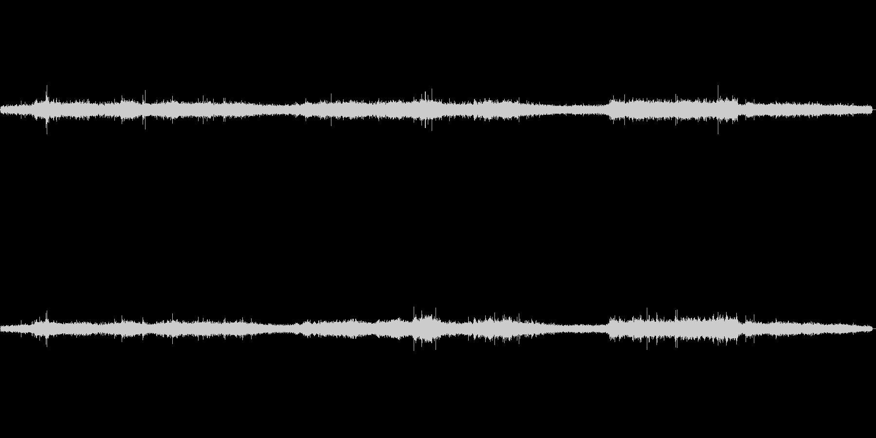 サワサワ(風と草原の音)の未再生の波形
