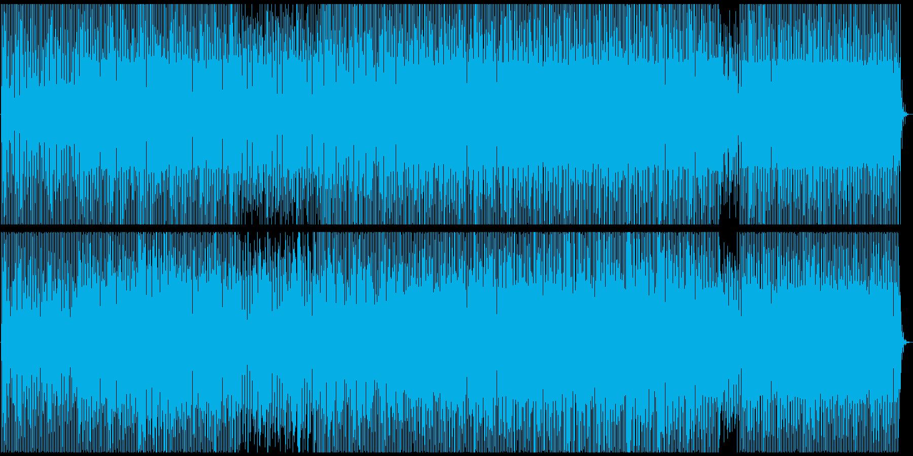 minimal dub technoの再生済みの波形