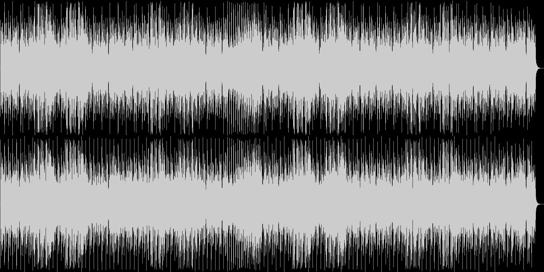 ファンタジーな木琴シンセなどのサウンドの未再生の波形