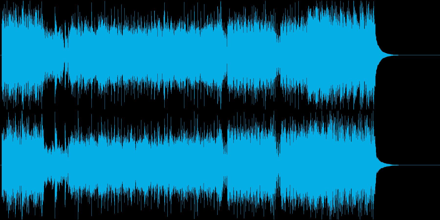 ショータイム 登場 発表 元気 行進の再生済みの波形