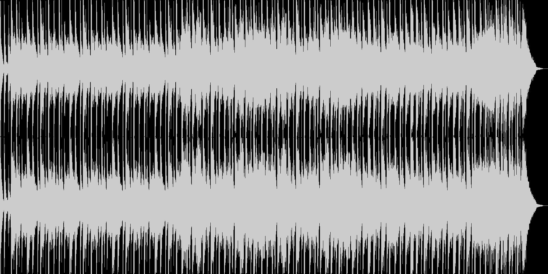 映像系に合いそうなコミカルブルースの未再生の波形