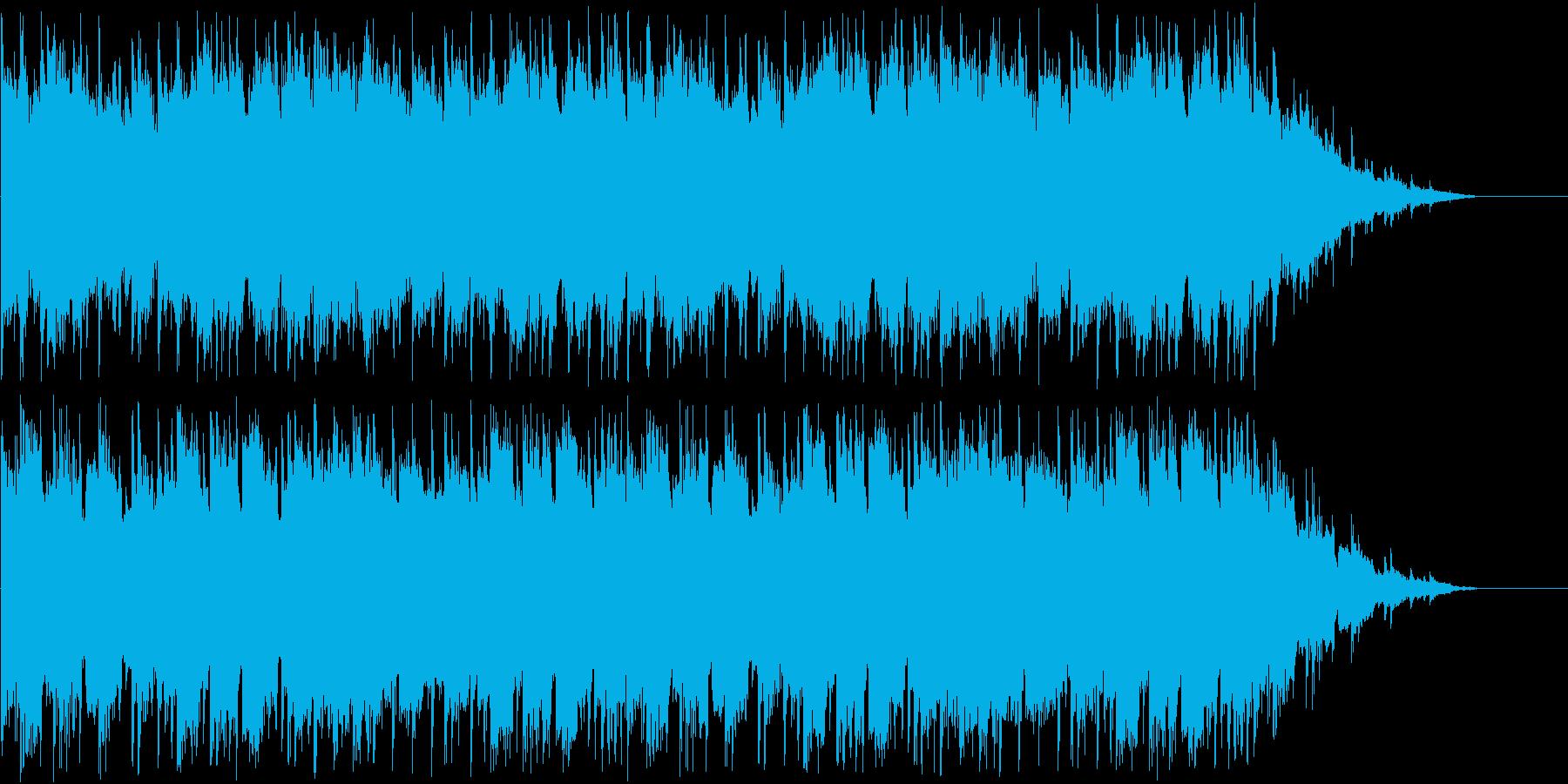 優しいピアノがメインの流れるような楽曲…の再生済みの波形