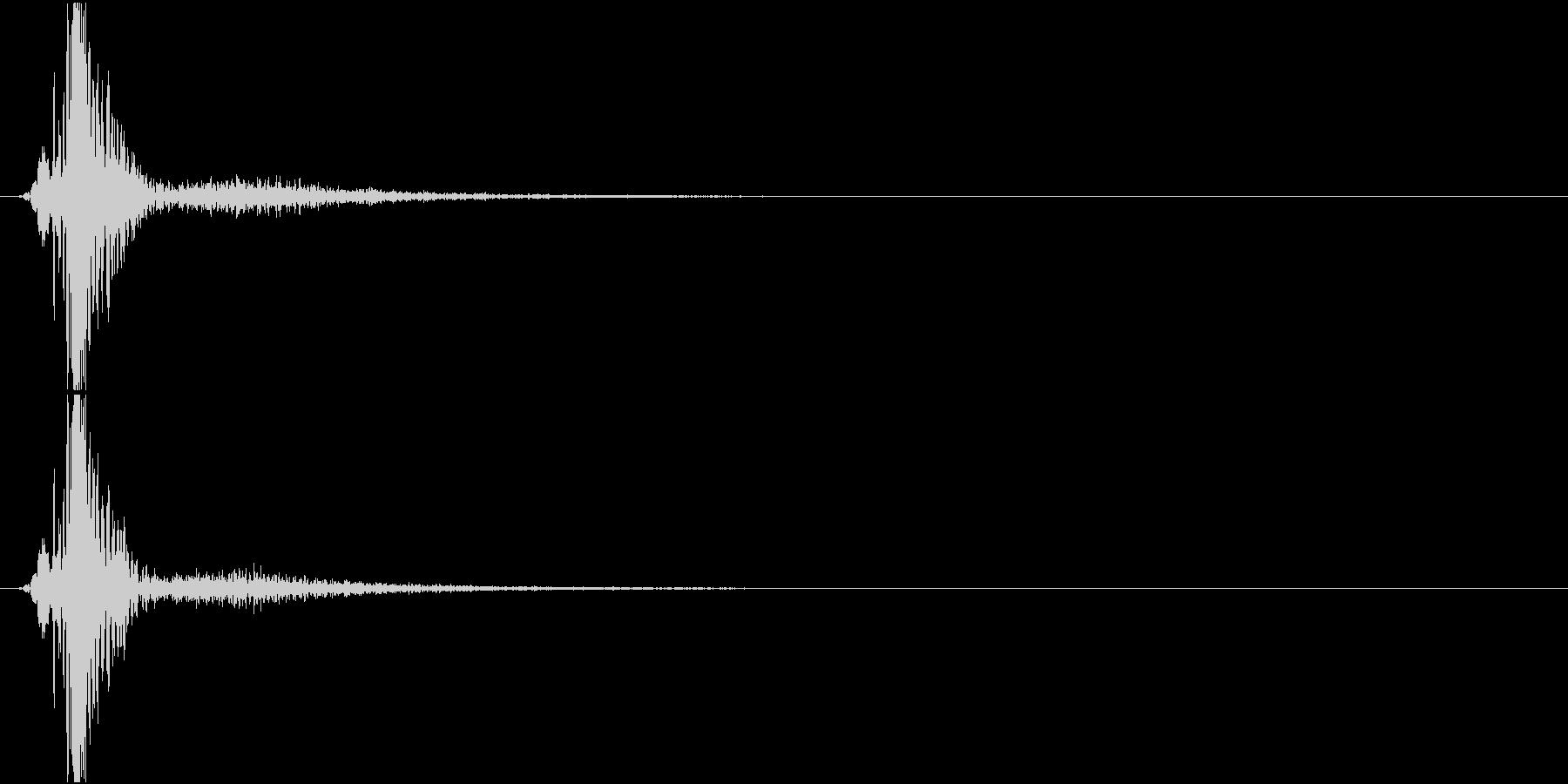 KAKUGE 格闘ゲーム戦闘音 45の未再生の波形