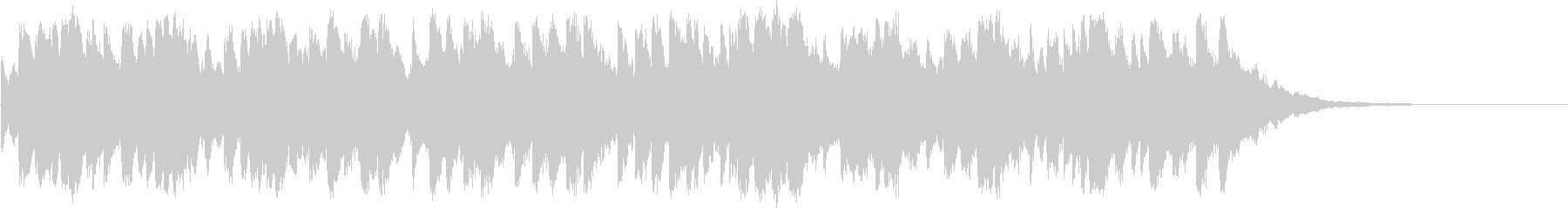 Xmasソングで人気のある曲をの未再生の波形