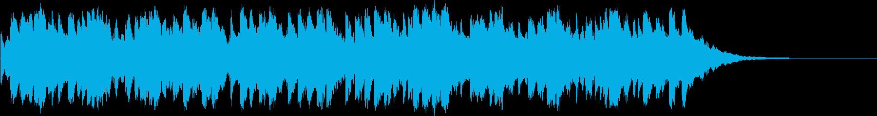 Xmasソングで人気のある曲をの再生済みの波形