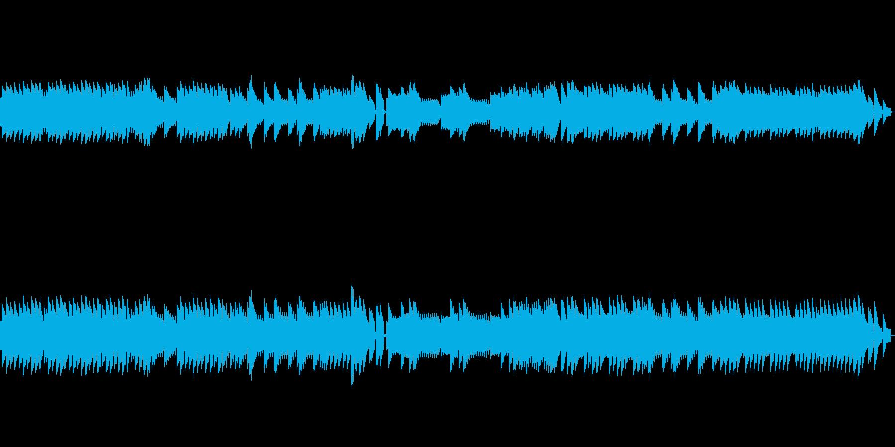 8bitクラシック-クーラント-の再生済みの波形
