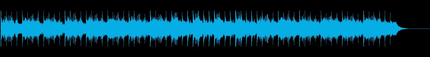 雪 星 メルヘン 不思議 幻想 神秘 夢の再生済みの波形