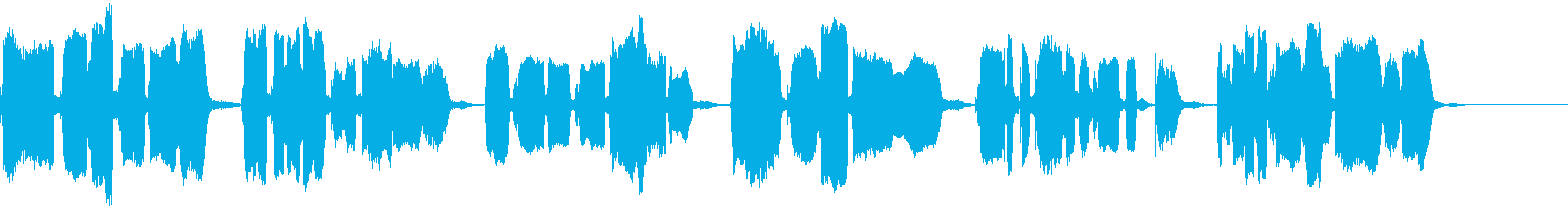 かごめかごめ(響1)【神秘的な少女】の再生済みの波形