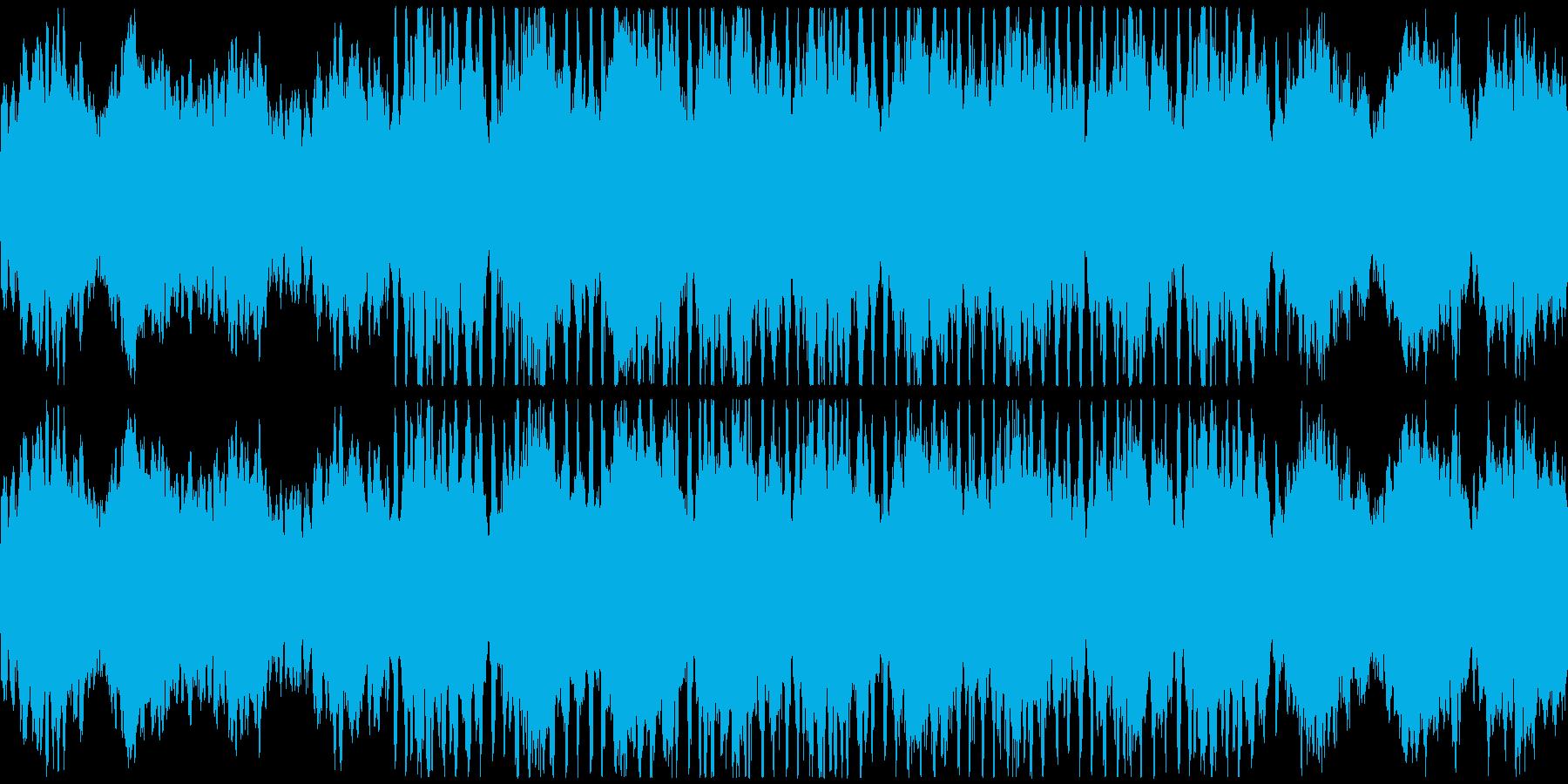 【ヴィオラ/ストリングス/厳か】の再生済みの波形