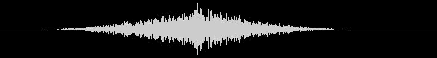 SNES レース01-03(通過)の未再生の波形