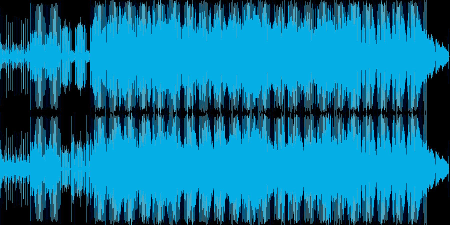 グルーヴ感のある軽快な楽曲です。スピー…の再生済みの波形
