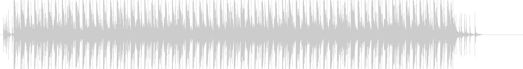 CM WEB BGM ほのぼの系の未再生の波形