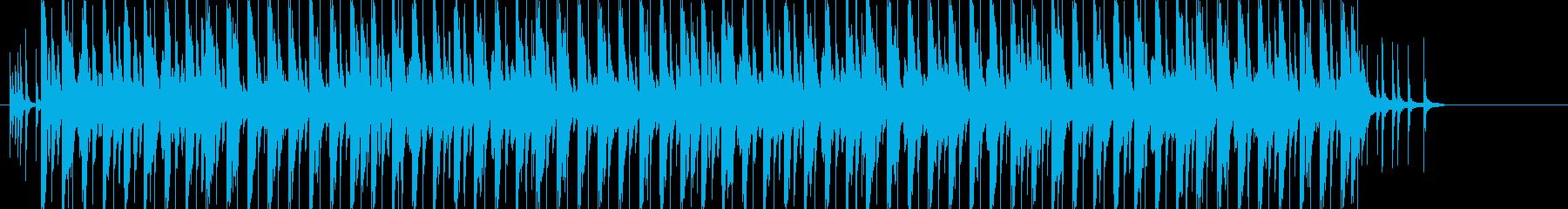 CM WEB BGM ほのぼの系の再生済みの波形