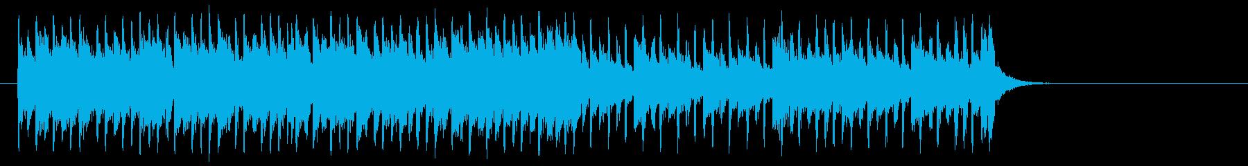 楽しいR&R/ポップ(サビ~イントロ…)の再生済みの波形