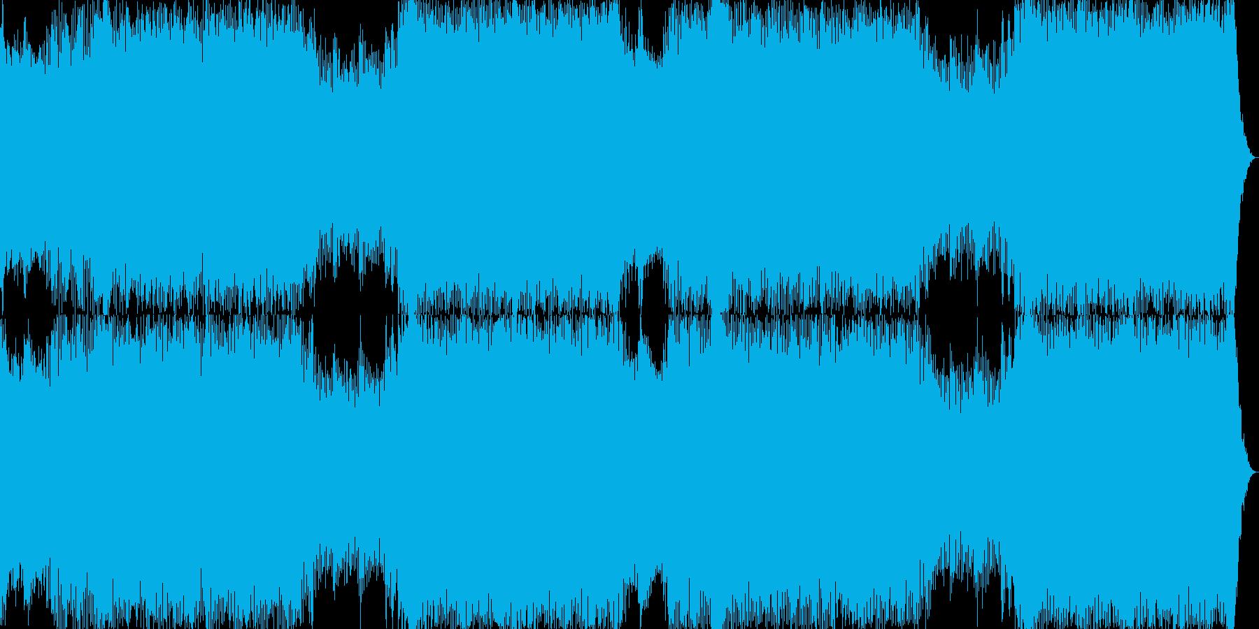 爽やかハイスピード系の曲【RPG、シュ…の再生済みの波形