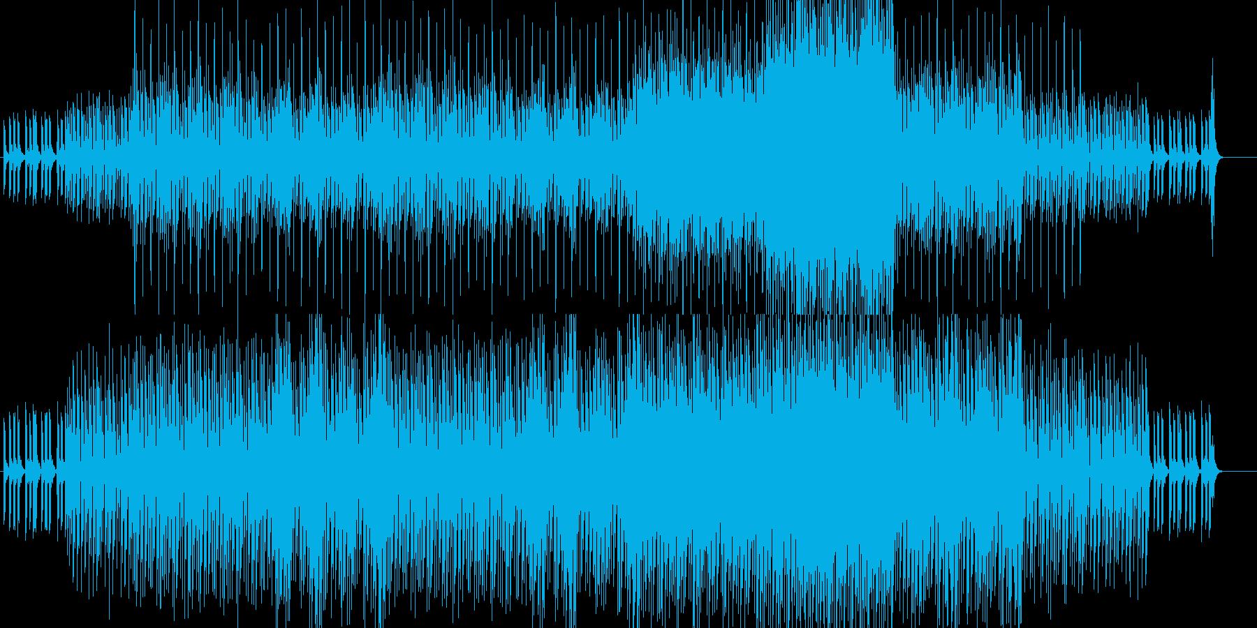 淡々 けだるい 不思議 困惑 科学の再生済みの波形