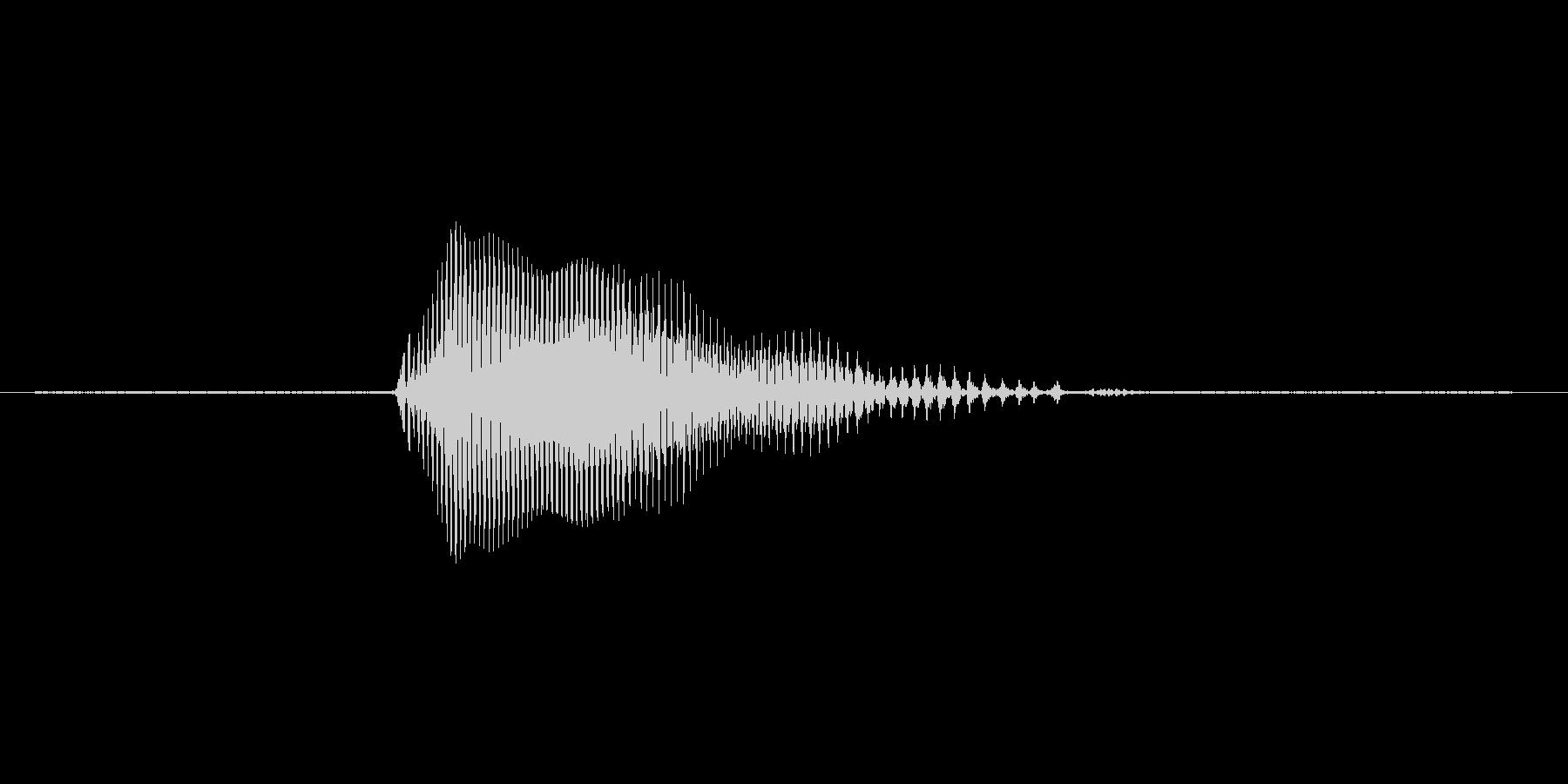 4(ふぉー)の未再生の波形