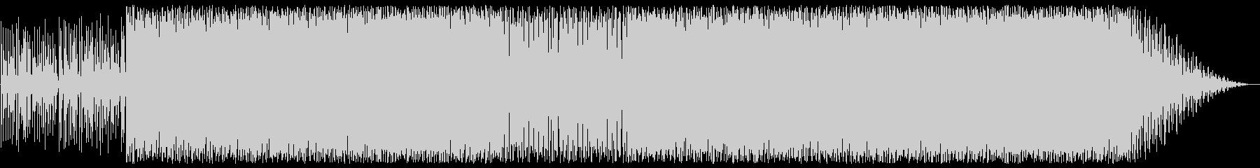 朝方に聞きたいゆっくりしたボサノバジャズの未再生の波形