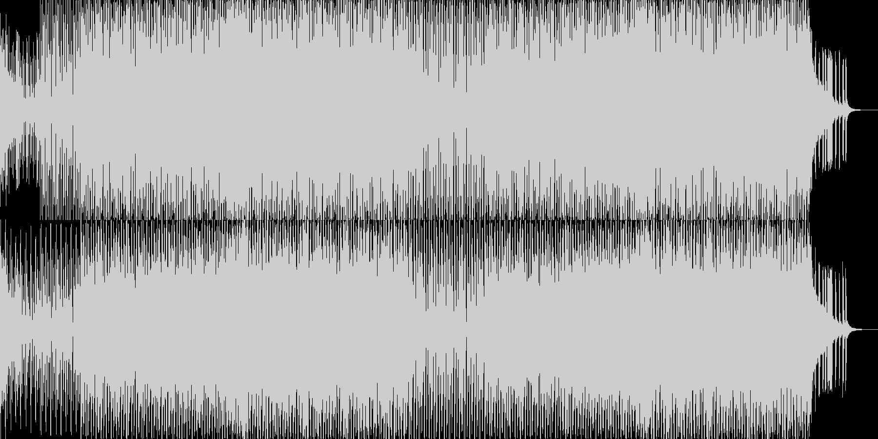 EDMポップで明るいクラブ系-64の未再生の波形